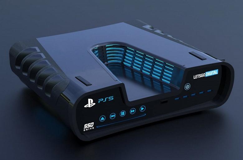 Sony PlayStation 5 подтверждена крупнейшим игровым ритейлером