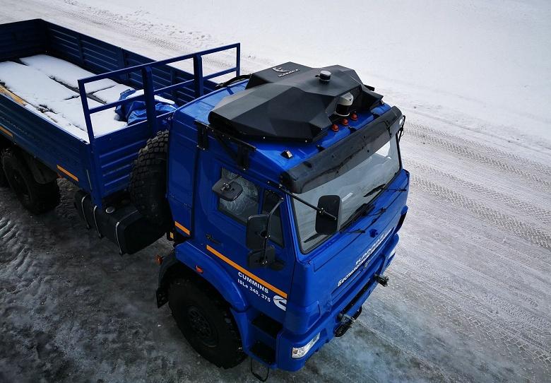 «Аватар» для КамАЗа. Любой грузовик можно сделать беспилотным