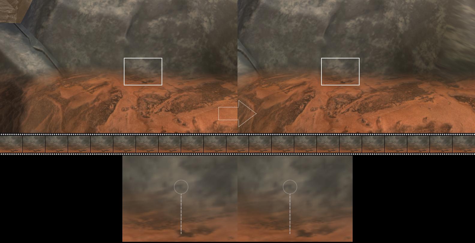 Блендинг и Unity Terrain: как избавиться от пересечений и перестать делать глазам больно - 5