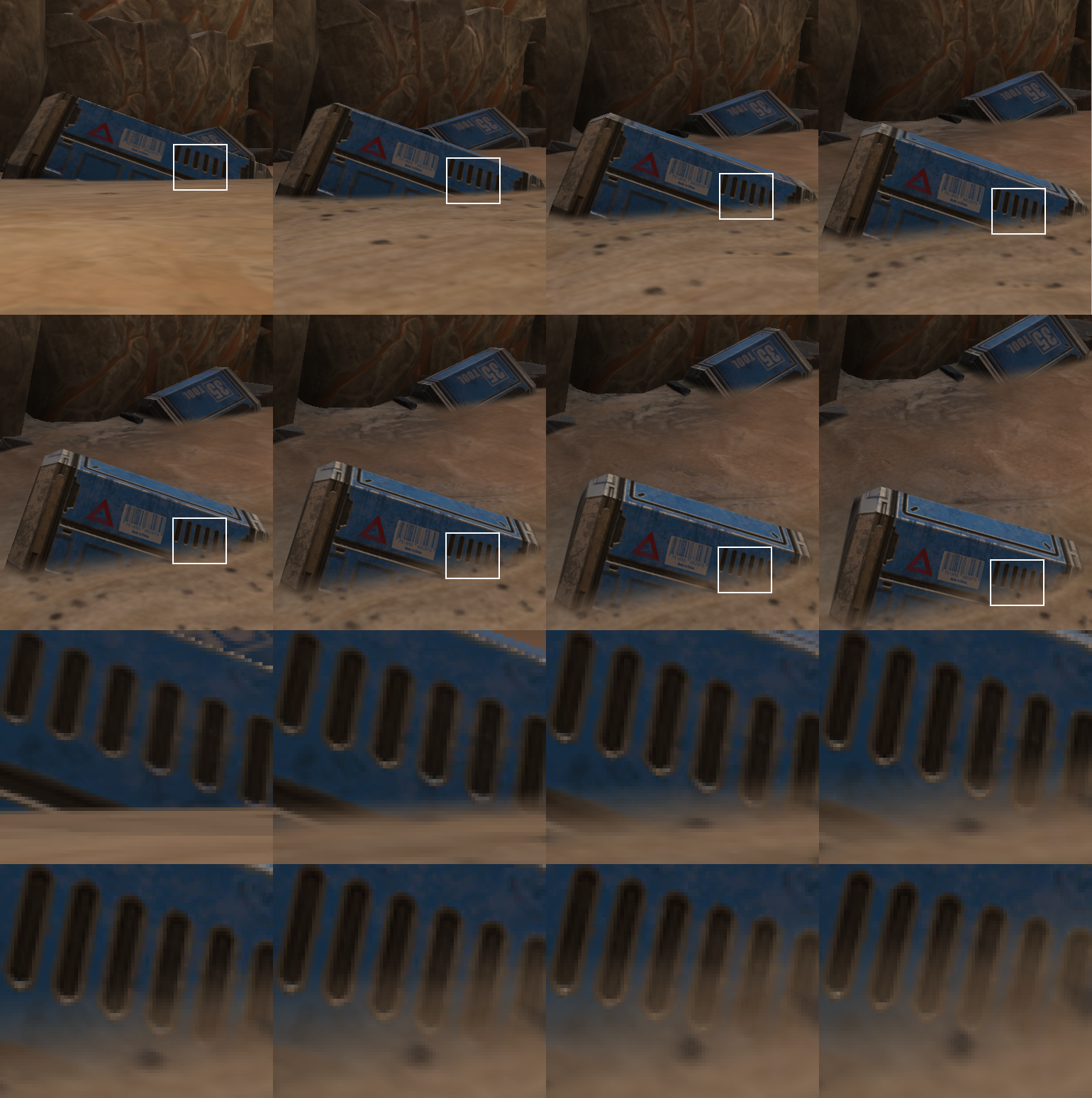 Блендинг и Unity Terrain: как избавиться от пересечений и перестать делать глазам больно - 8