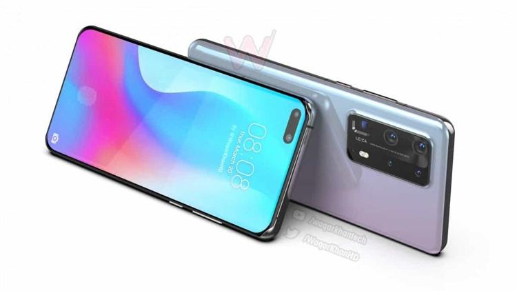 Флагманский смартфон Huawei P40 Pro получит дисплей с частотой обновления 120 Гц
