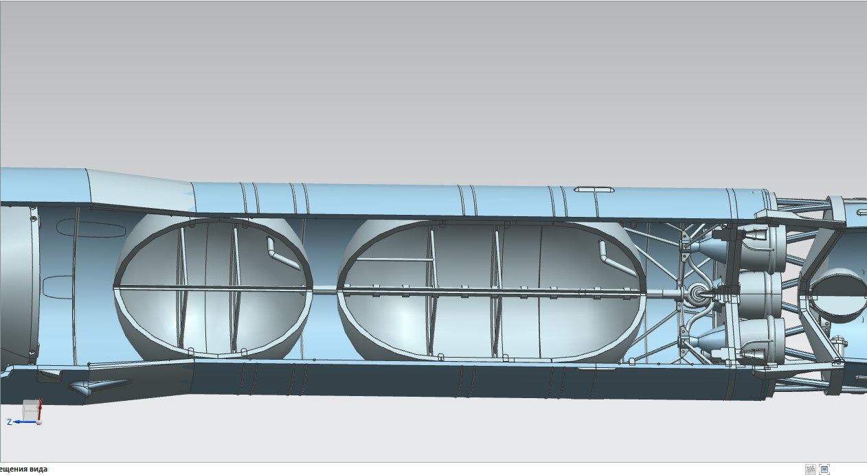 Как мы делали макеты космической техники для Московского авиационного института - 11
