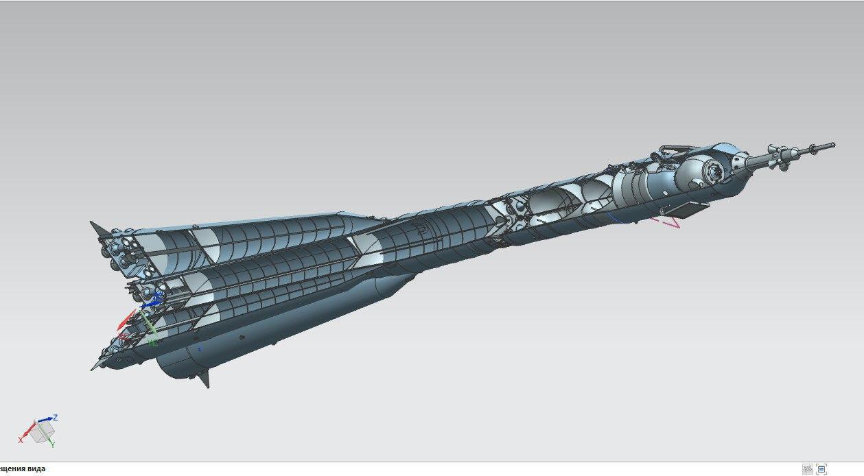 Как мы делали макеты космической техники для Московского авиационного института - 12