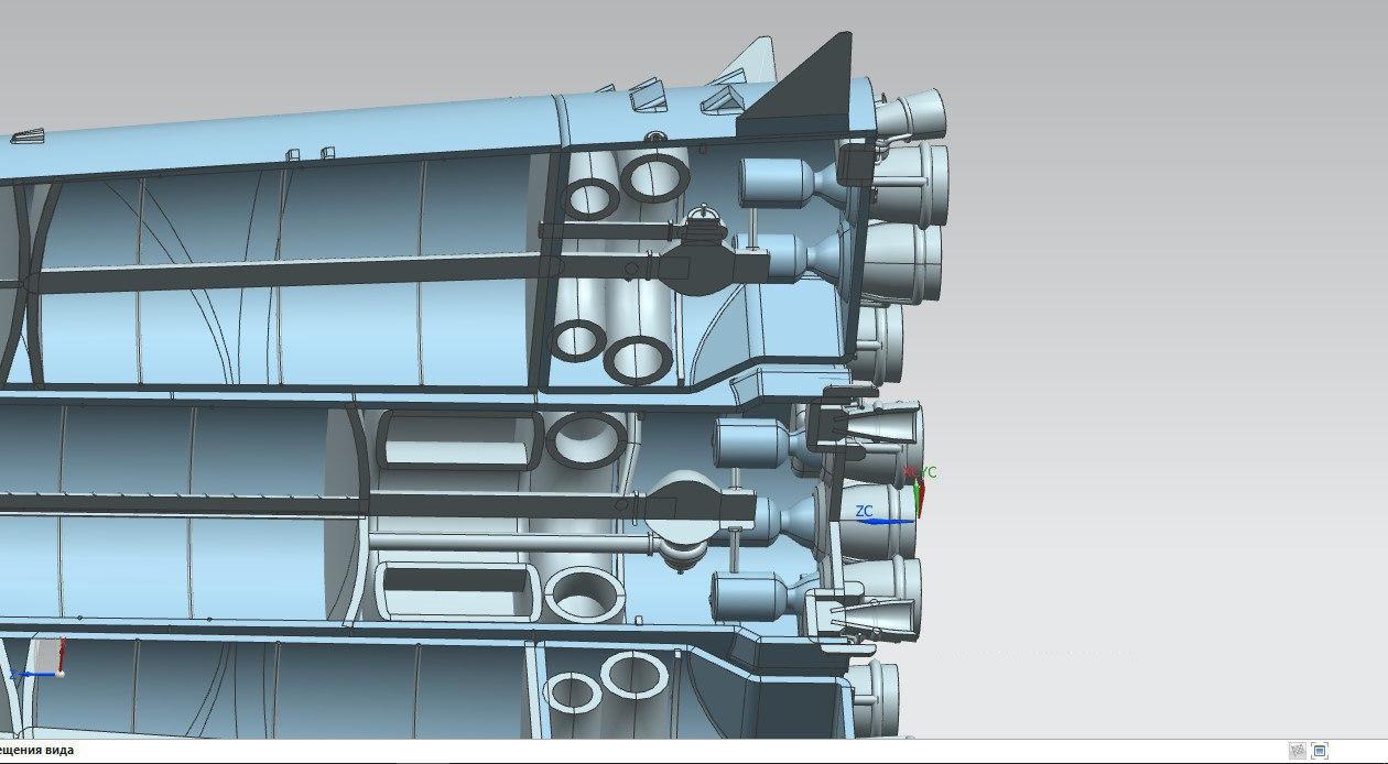 Как мы делали макеты космической техники для Московского авиационного института - 14