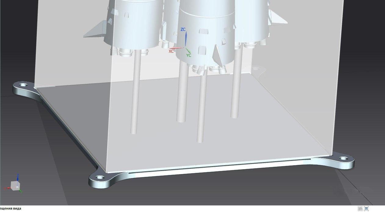 Как мы делали макеты космической техники для Московского авиационного института - 15