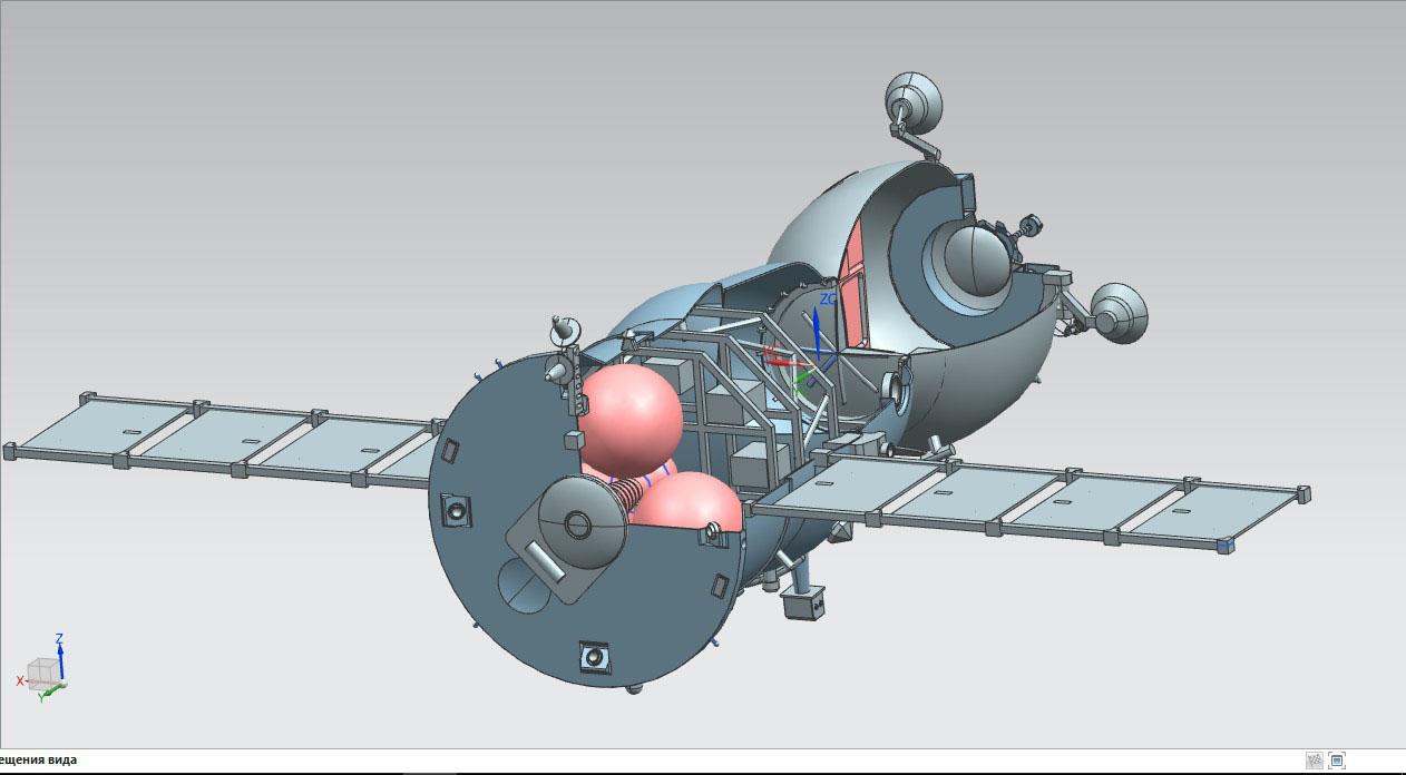Как мы делали макеты космической техники для Московского авиационного института - 19