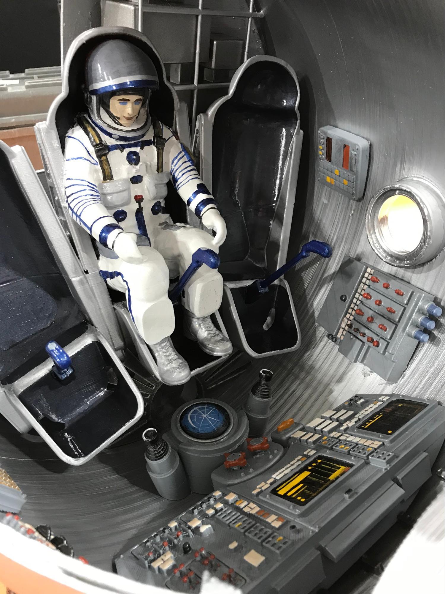 Как мы делали макеты космической техники для Московского авиационного института - 23