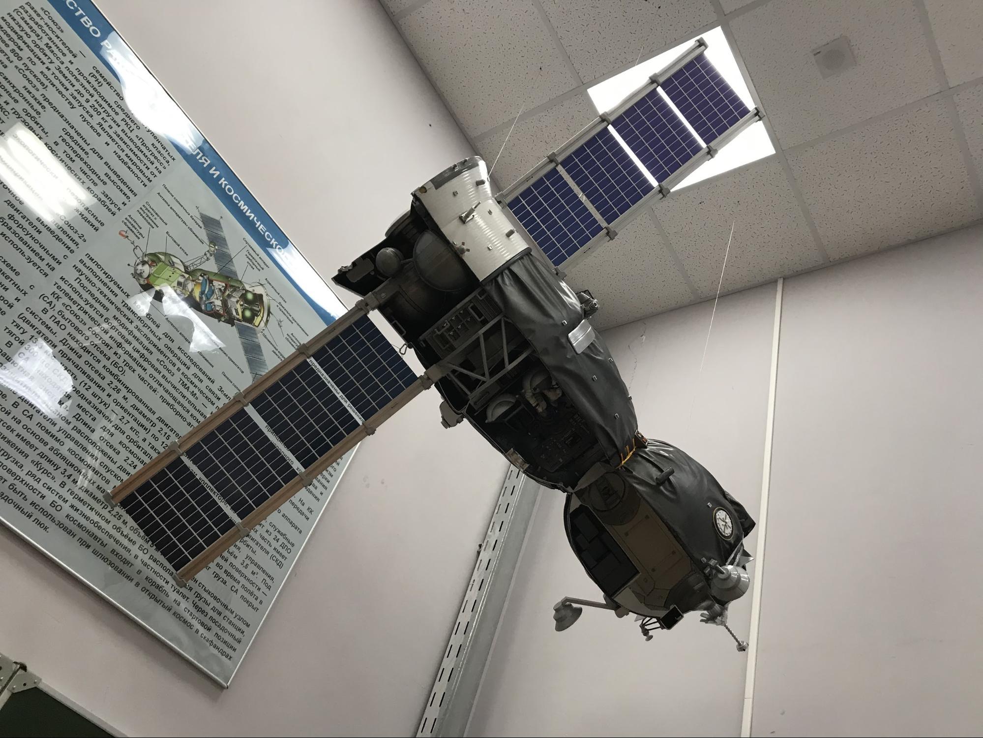 Как мы делали макеты космической техники для Московского авиационного института - 26