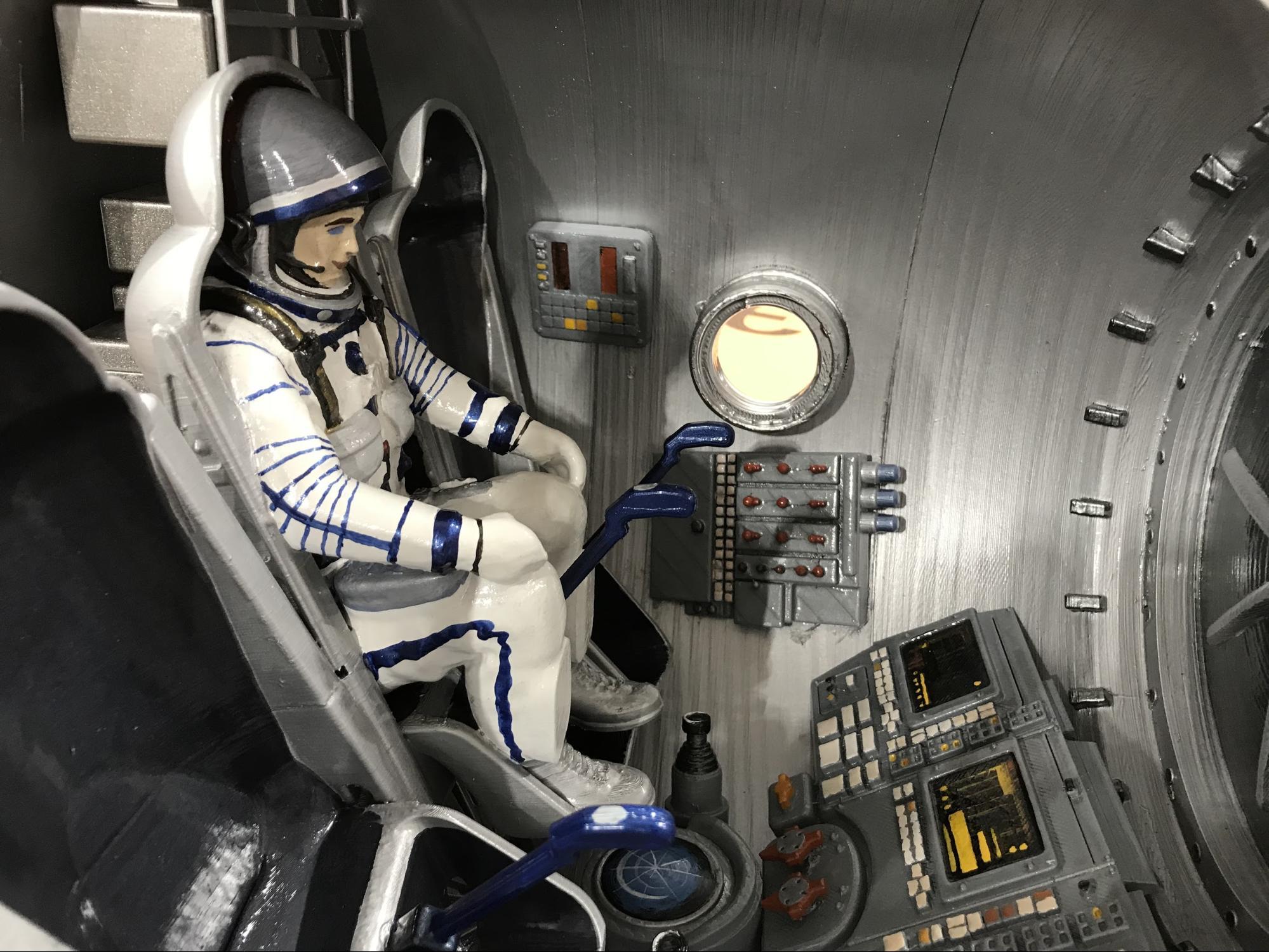 Как мы делали макеты космической техники для Московского авиационного института - 29