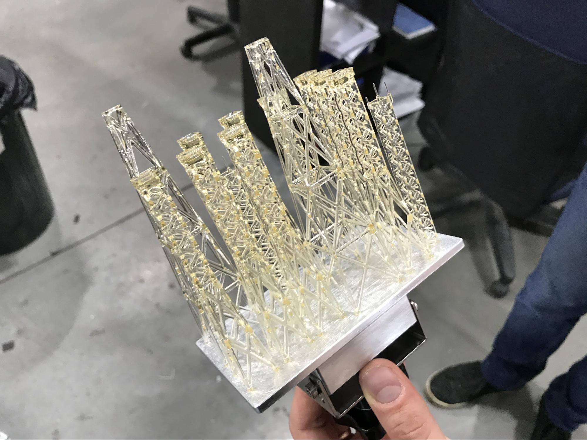 Как мы делали макеты космической техники для Московского авиационного института - 31