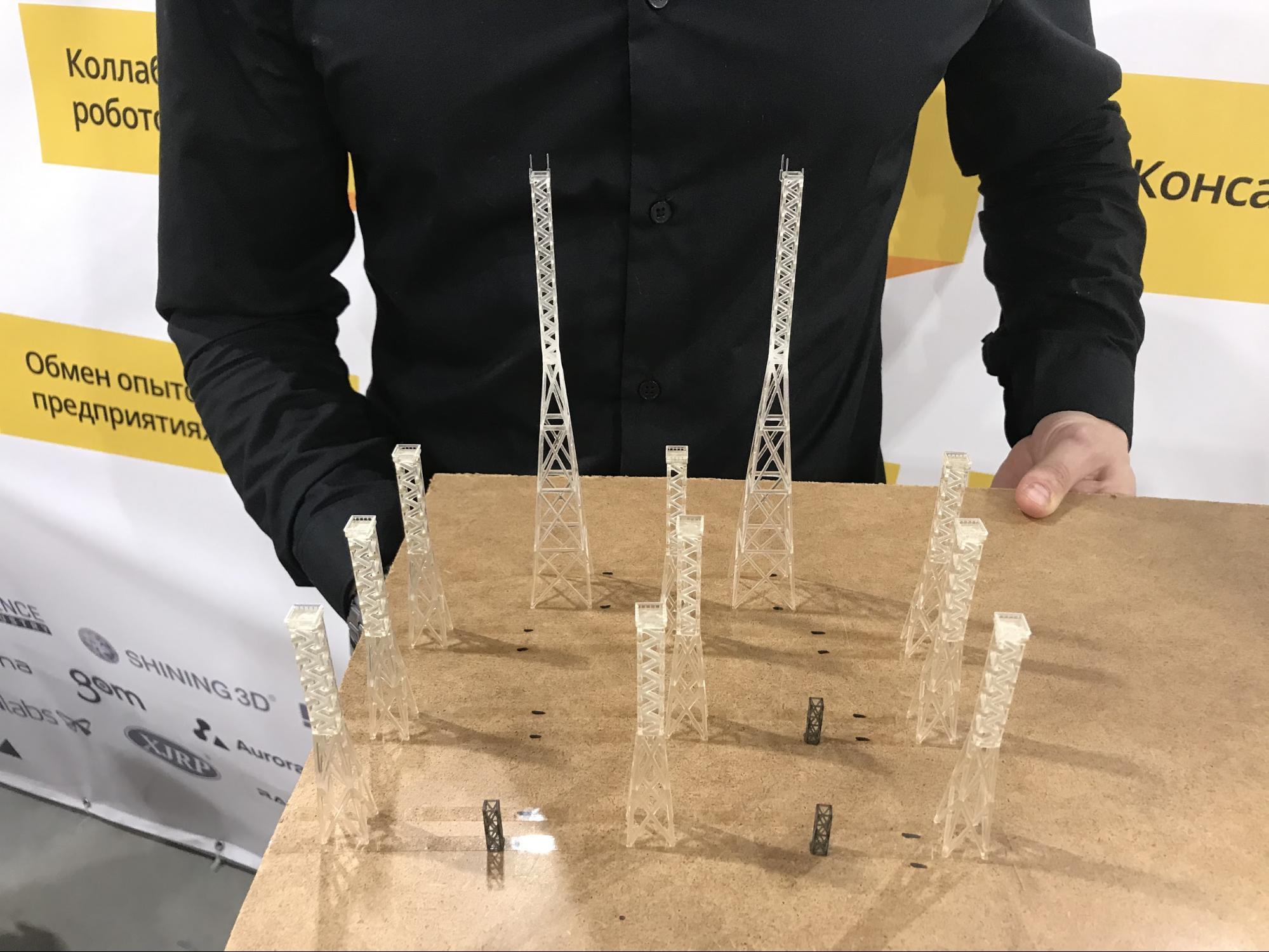 Как мы делали макеты космической техники для Московского авиационного института - 32