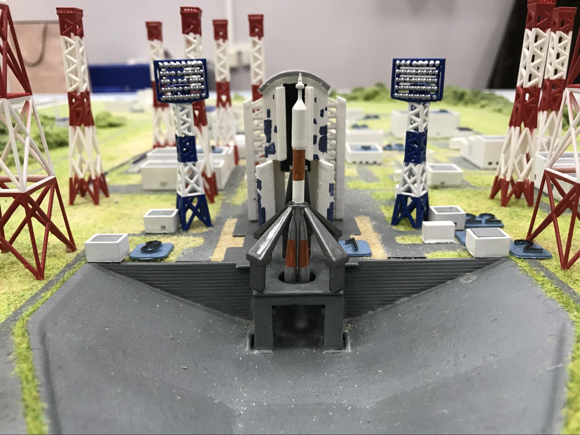 Как мы делали макеты космической техники для Московского авиационного института - 35