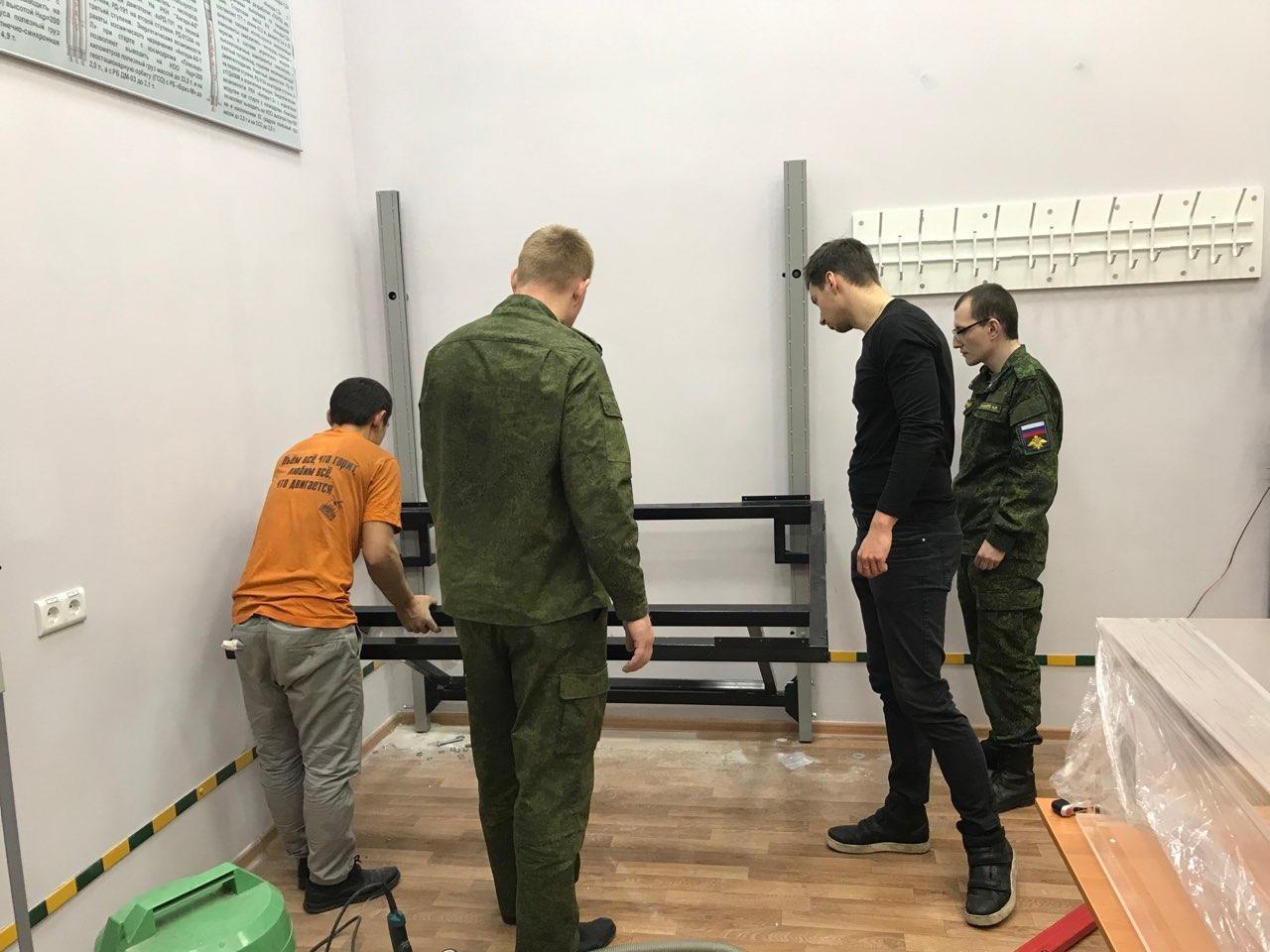 Как мы делали макеты космической техники для Московского авиационного института - 37