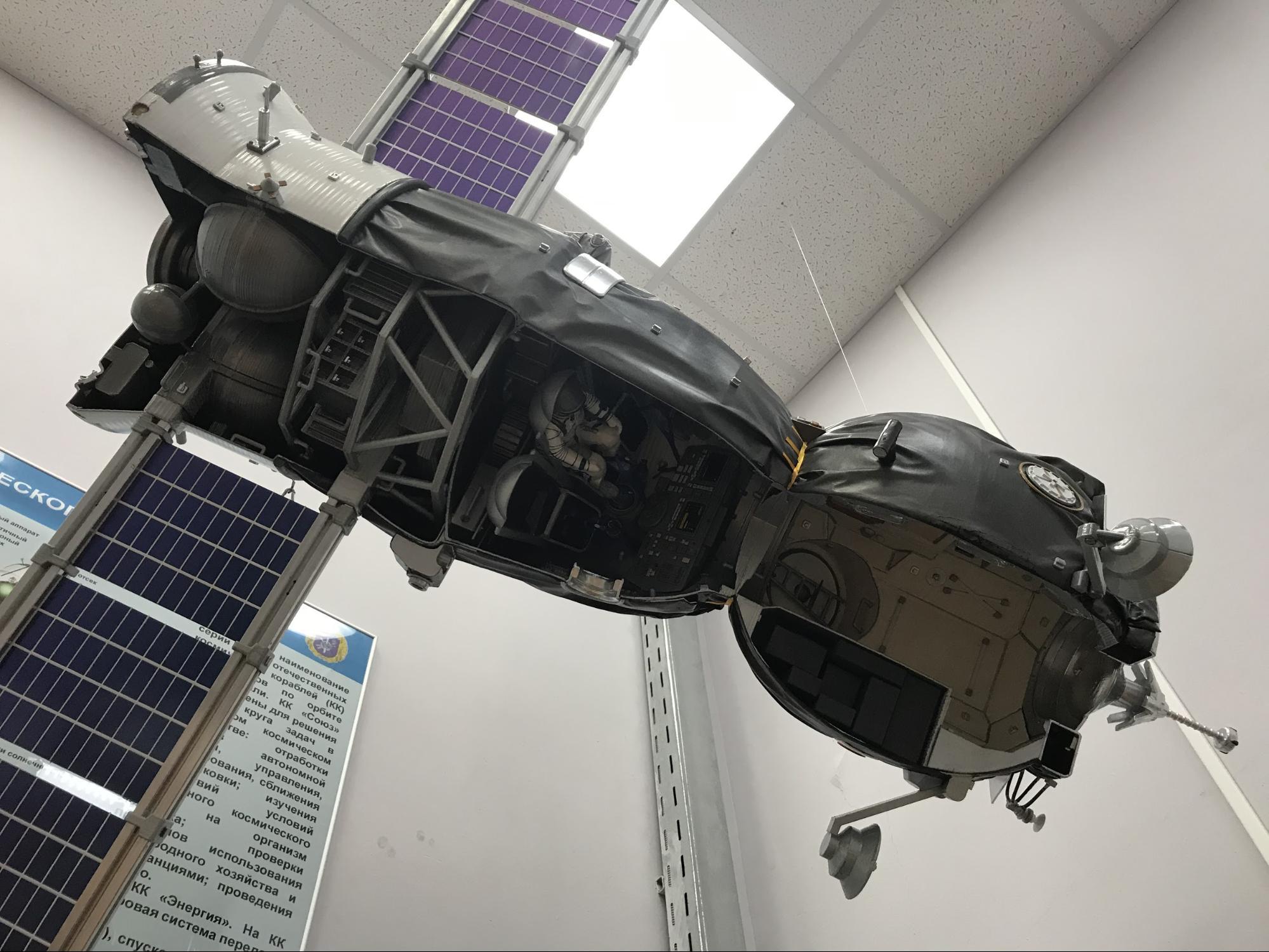 Как мы делали макеты космической техники для Московского авиационного института - 55