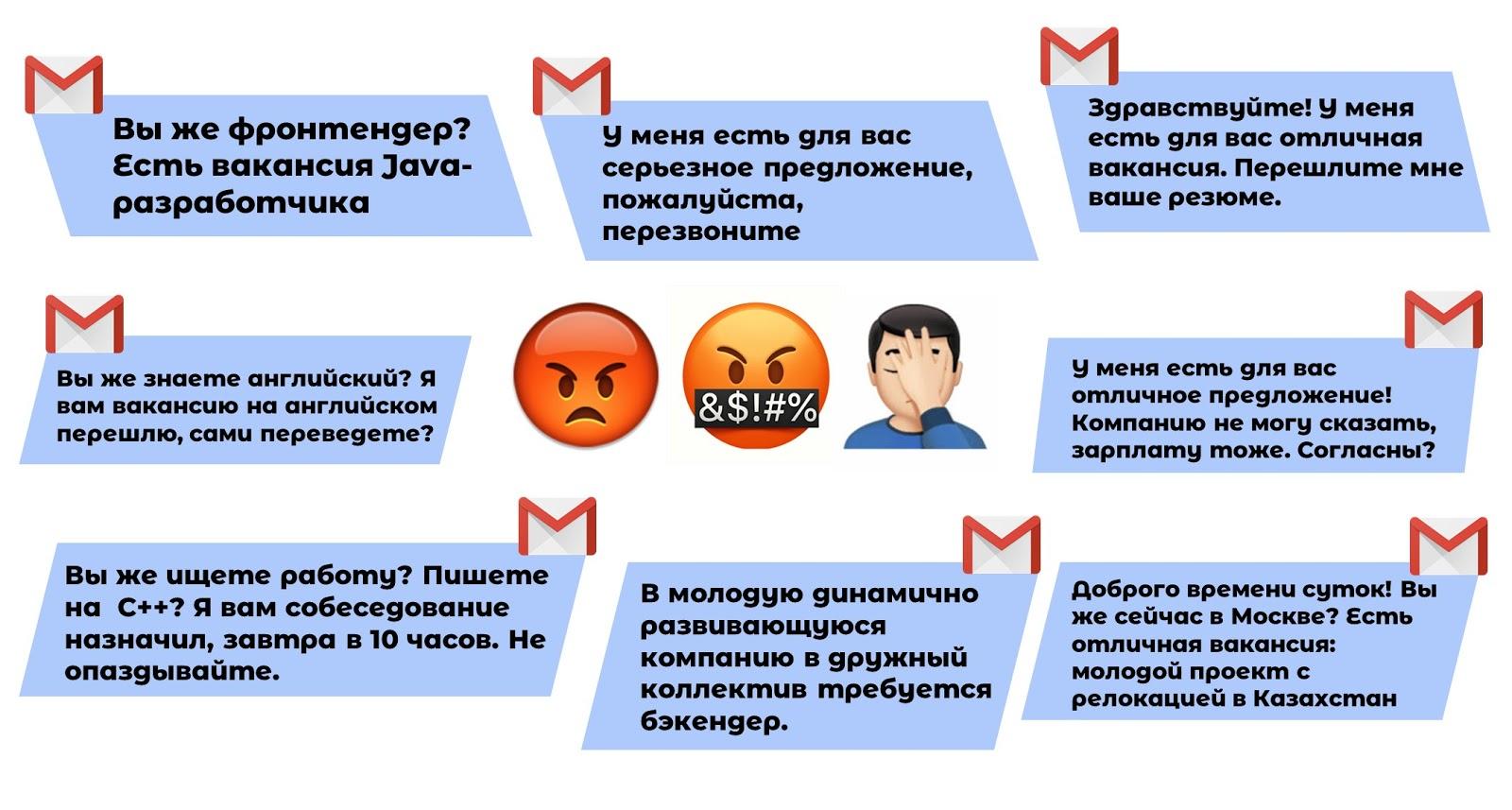 Лайфхаки разработчикам от рекрутера - 1