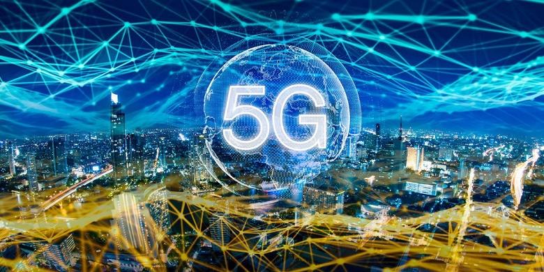 Темпы роста популярности 5G впечатляют