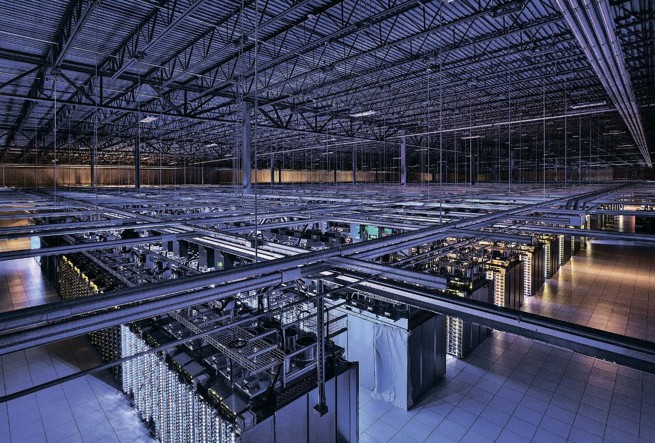 Дата-центры потребляют очень много электроэнергии, но пока не угрожают климату - 3