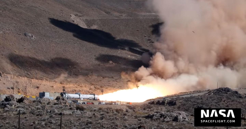Испытана вторая ступень ракеты OmegA
