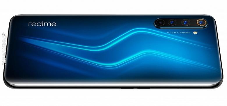 Конкурент Redmi Note 9 построен на базе Helio G90. Realme 6 протестирован в Geekbench