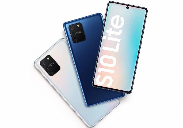 Новая версия Samsung Galaxy S10 Lite поступает в продажу