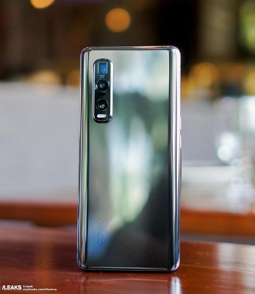 Новый камерофон Oppo Find X2 впервые позирует на качественных фото