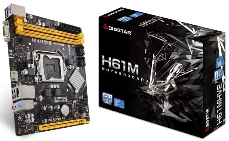 Привет из 2011 года: Biostar представила LGA 1155-материнскую плату