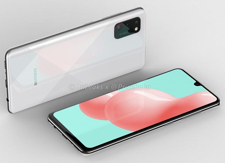 Самый компактный представитель линейки Samsung Galaxy A станет крупнее