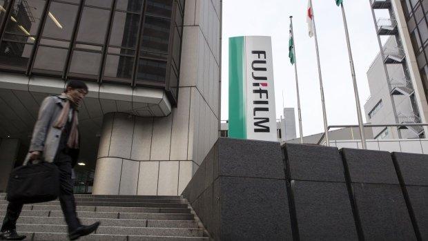 Сообщение об эффективности лекарства, выпускаемого Fujifilm, при лечении коронавируса вызвало рост акций компании