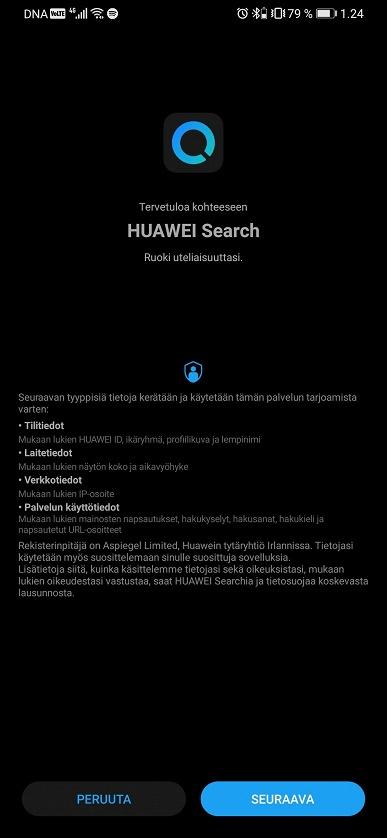 Так выглядит замена Google на смартфонах Huawei и Honor