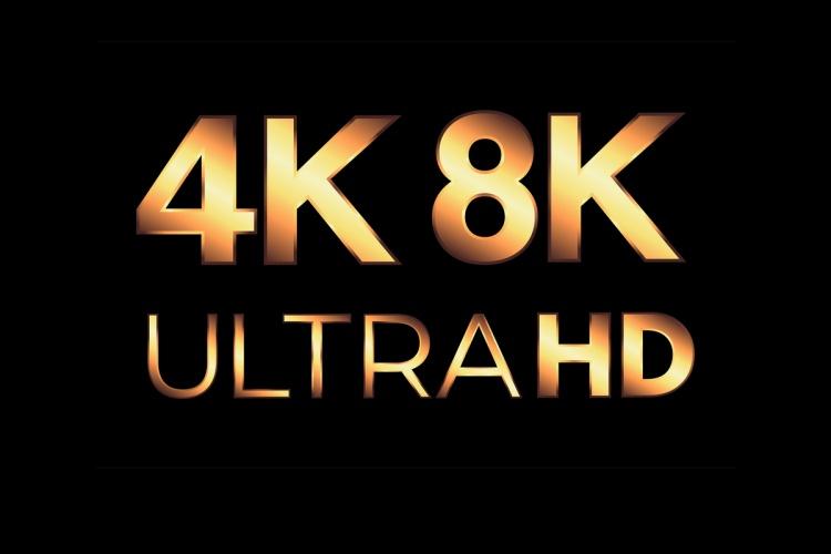 Технологии ради технологий? Большинство зрителей не видят разницу между 4K и 8K телевизорами