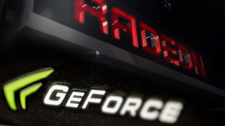 AMD сильно потеснила Nvidia на рынке дискретных видеокарт
