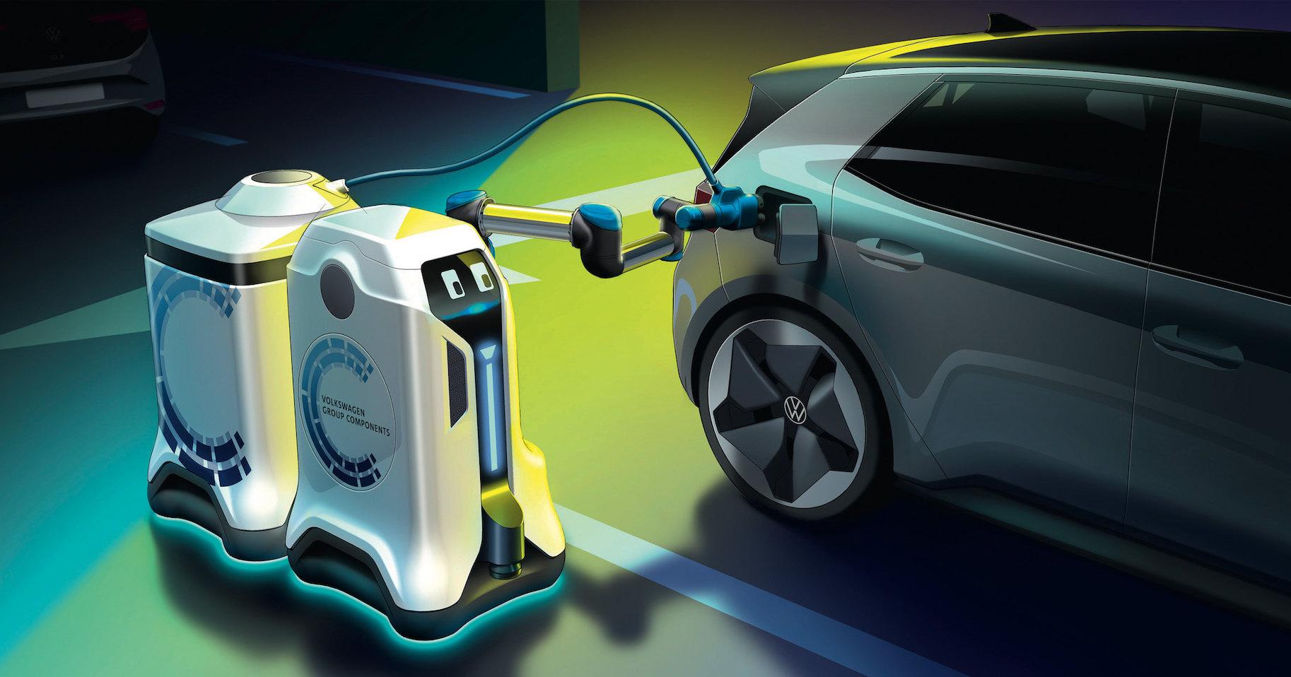 Беспилотная батарейка: новый способ зарядки
