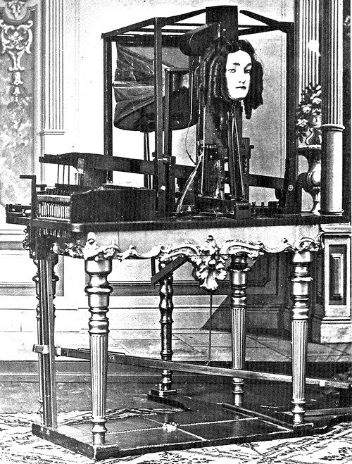 История синтезаторов речи: первые механические установки - 2