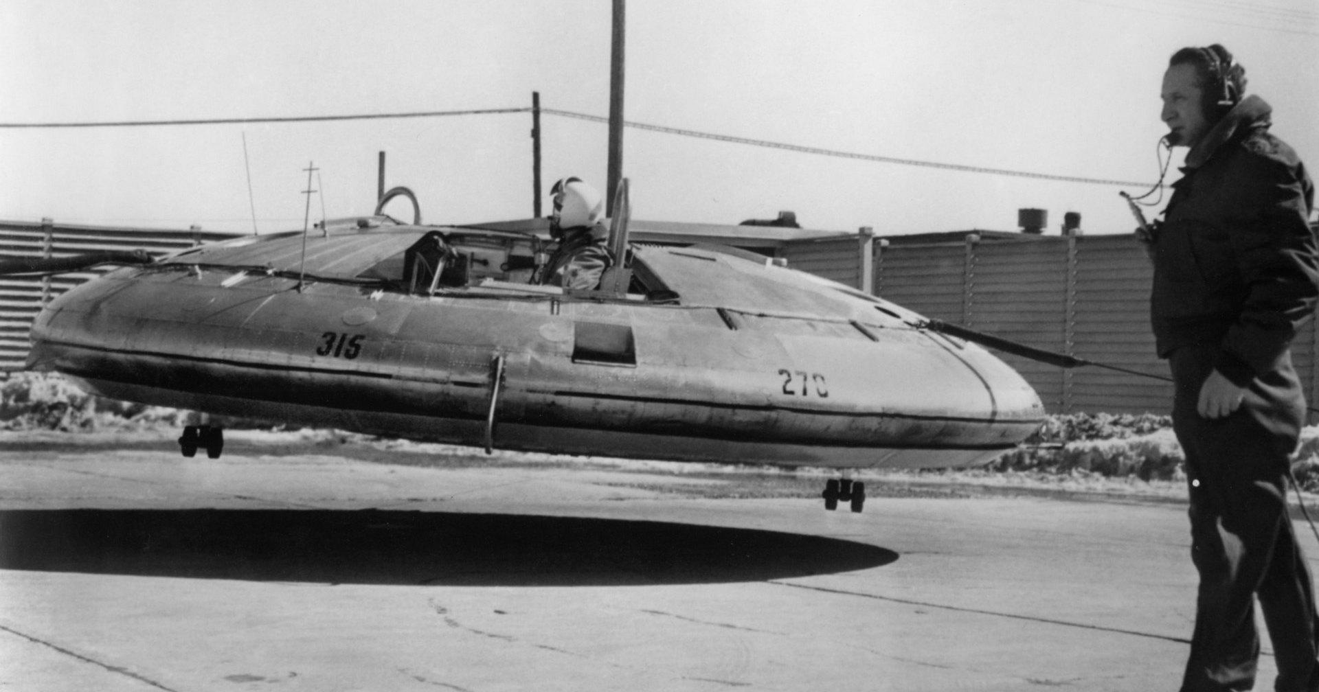 ВВС США получат летающий автомобиль