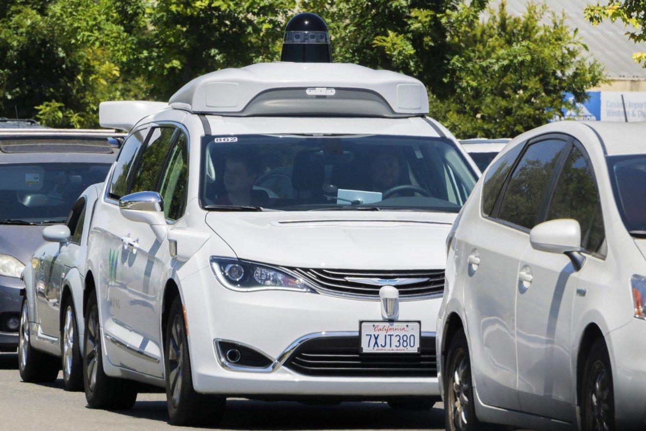 Baidu опередила Waymo в калифорнийском рейтинге автономности робомобилей - 2