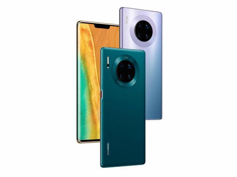 Huawei Mate 30 получил очень удобную функцию