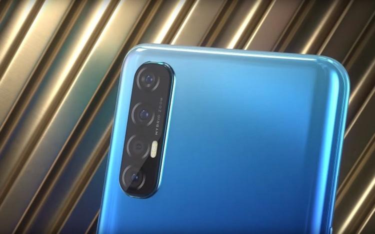 OPPO Reno3 Pro: первый смартфон на платформе Mediatek Helio P95