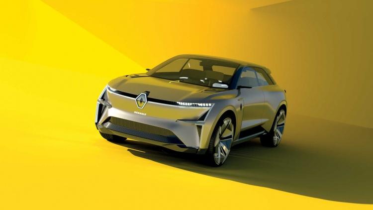 Электрический концепт-кар Renault Morphoz может изменять размеры для увеличения ёмкости батареи