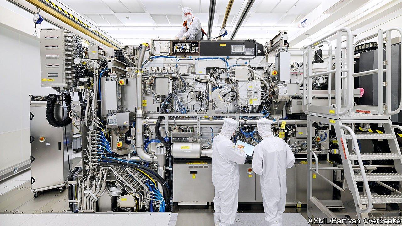 Как фирма из Эйндховена стала монополистом на рынке современного оборудования для производства микросхем - 1