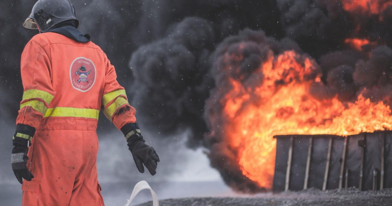 Литий-ионные батареи привели к пожарам на мусорных заводах