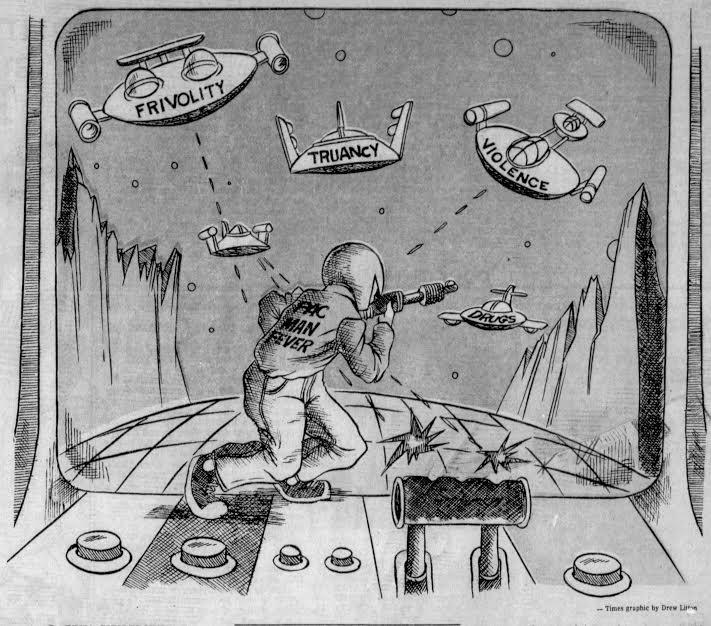 Магазинные крысы, видиоты и игроманы: пропаганда вреда видеоигр, шедшая в 80-х годах - 10