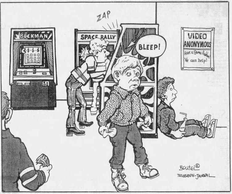 Магазинные крысы, видиоты и игроманы: пропаганда вреда видеоигр, шедшая в 80-х годах - 15