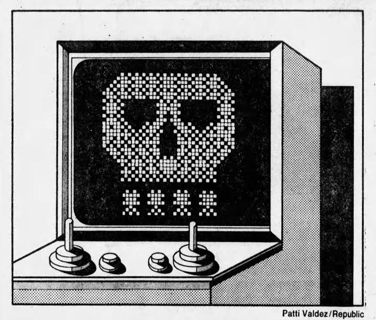 Магазинные крысы, видиоты и игроманы: пропаганда вреда видеоигр, шедшая в 80-х годах - 16