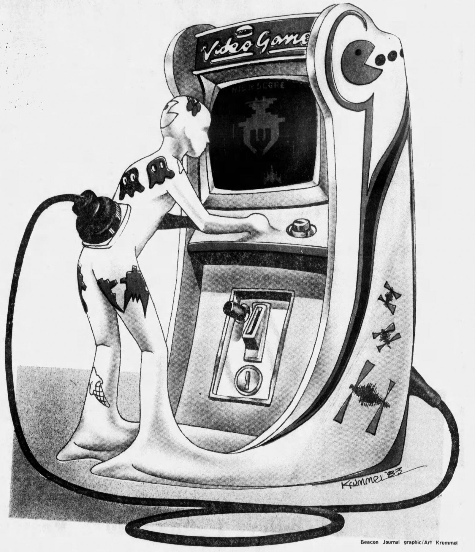 Магазинные крысы, видиоты и игроманы: пропаганда вреда видеоигр, шедшая в 80-х годах - 22