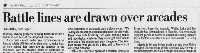 Магазинные крысы, видиоты и игроманы: пропаганда вреда видеоигр, шедшая в 80-х годах - 6