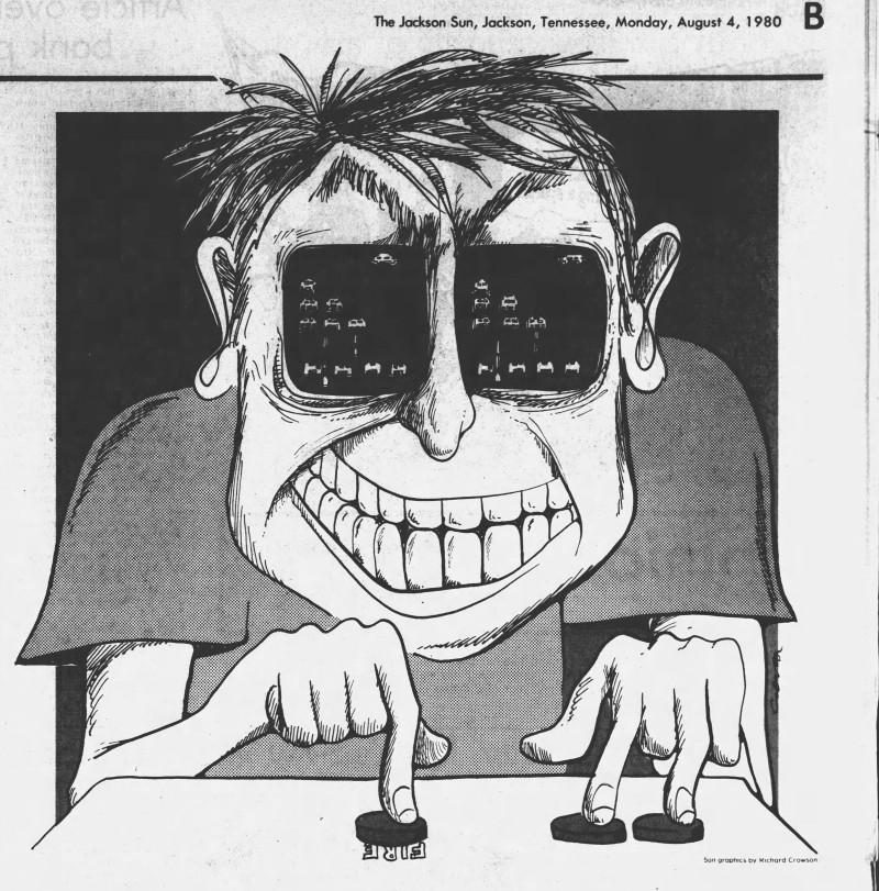 Магазинные крысы, видиоты и игроманы: пропаганда вреда видеоигр, шедшая в 80-х годах - 1