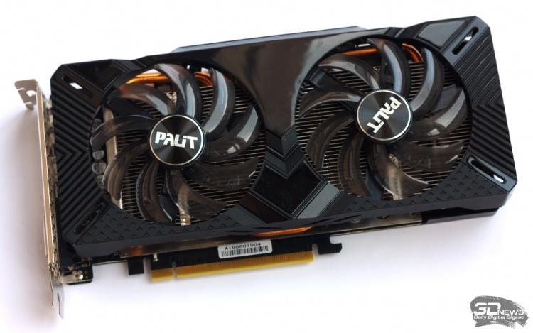 Новая статья: Обзор видеокарты Palit GeForce RTX 2060 SUPER DUAL: дешевле нет, зато есть тише