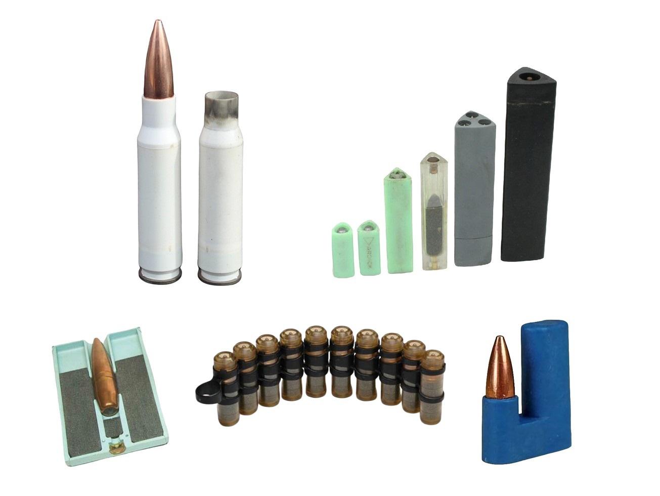 Пластмассовый выстрел: атипичные патроны - 1