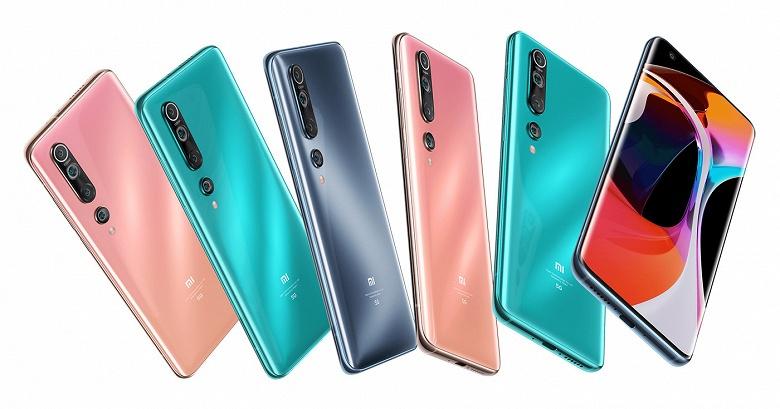 Подсчитана точная стоимость всех комплектующих Xiaomi Mi 10