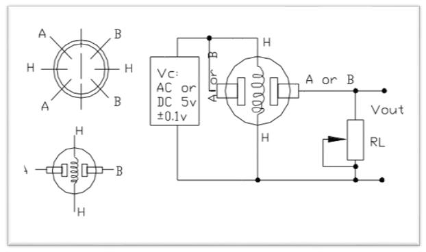 Расстановка точек над датчиками газа серии MQ – глубокое понимание даташита и настройка - 2